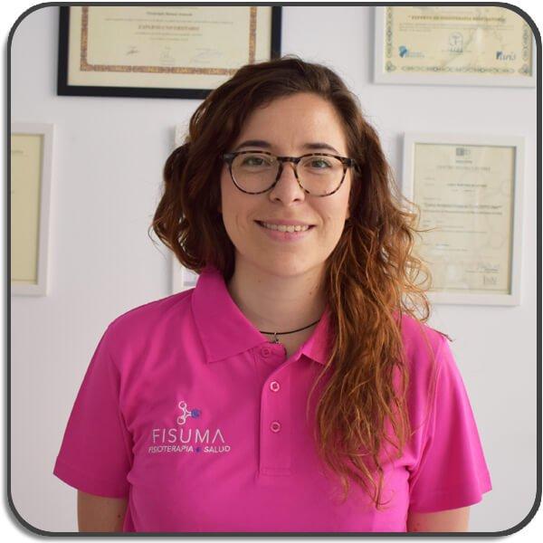Foto de Patricia Solis Santos Terapeuta Ocupacional colaboradora de FISUMA Málaga