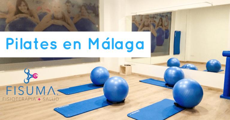 Pilates en Málaga ¡Apúntate!