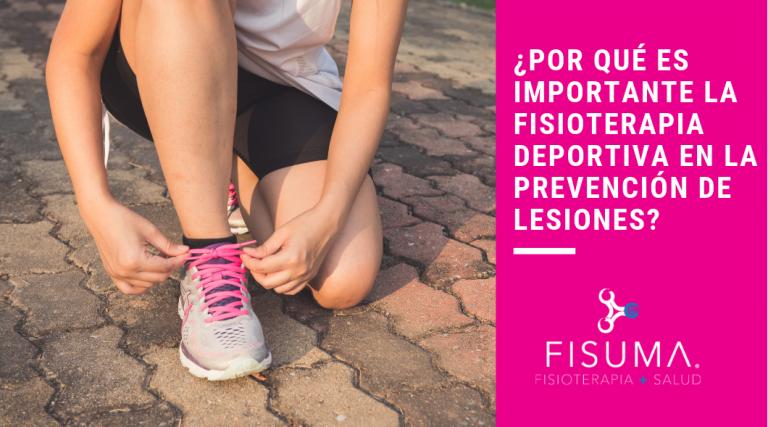 ¿Por qué es importante la fisioterapia deportiva en la prevención de lesiones?