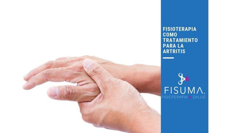 Fisioterapia y Artritis