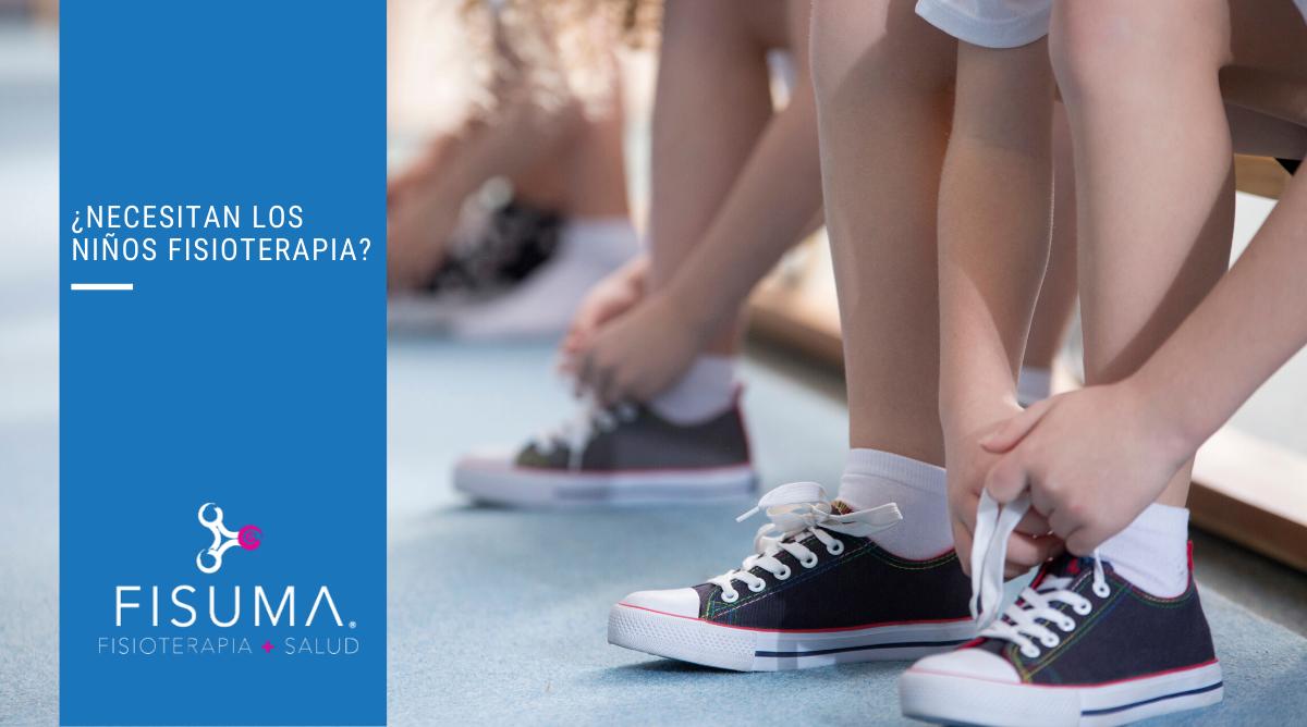 ¿Necesitan los niños fisioterapia?