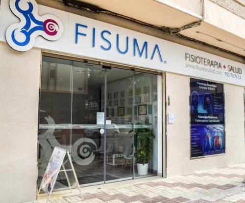 Exterior FISUMA Málaga