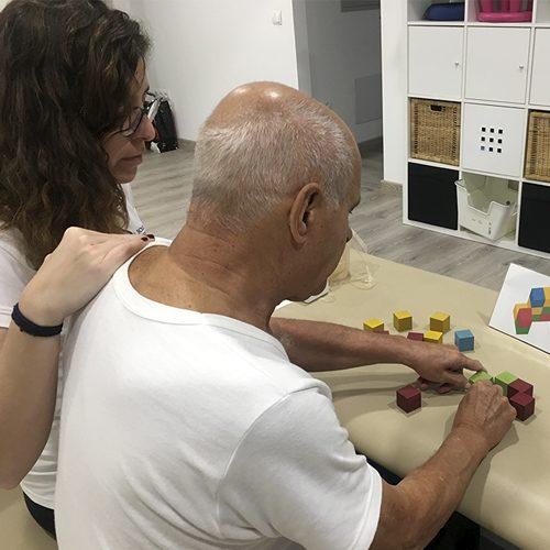 Terapia Ocupacional en Málaga